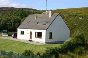 Self catering cottage in Scotland