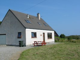 Pentagon Holiday Cottage Scotland